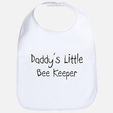 Daddy's Little Bee Keeper Bib