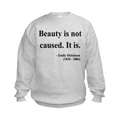Emily Dickinson 4 Sweatshirt