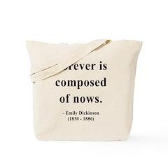 Emily Dickinson 3 Tote Bag