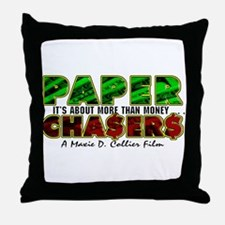 The Paper Chasers Chill Pillow