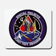 Flight Test Squadron Mousepad