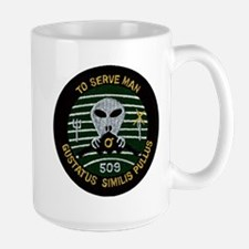 509th Bomb Wing Ceramic Mugs