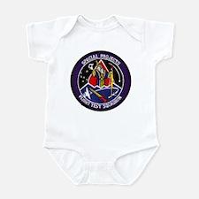 Flight Test Squadron Infant Bodysuit