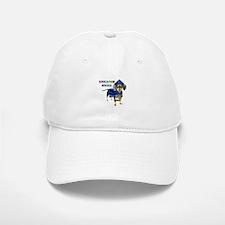 Education Rocks 2 Baseball Baseball Cap