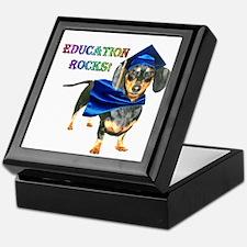 Education Rocks 2 Keepsake Box