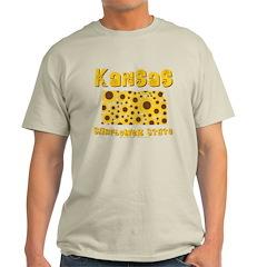 Kansas - The Sunflower State T-Shirt