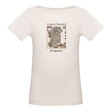 Daddy's Little Basket Maker Dog T-Shirt