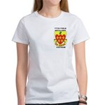 77TH FIELD ARTILLERY VIETNAM Women's T-Shirt