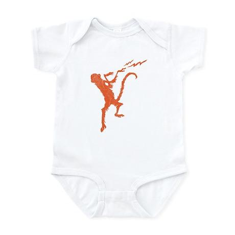 Voodoo Monkey Infant Bodysuit