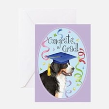 Berner Graduate Greeting Card