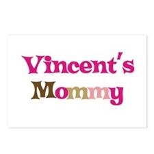 Vincent's Mommy Postcards (Package of 8)