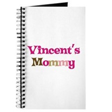 Vincent's Mommy Journal