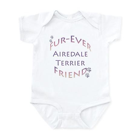 Airedale Furever Infant Bodysuit