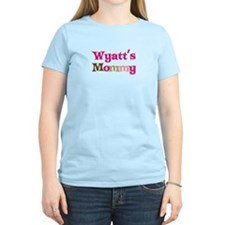 Wyatt's Mommy T-Shirt