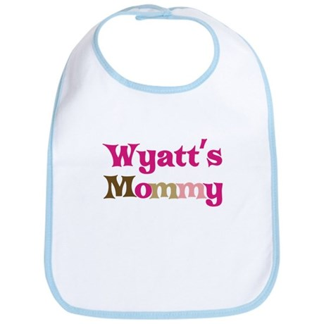 Wyatt's Mommy Bib
