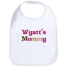 Wyatt's Mommy Bib