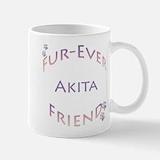 Akita Furever Mug