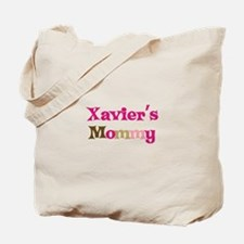 Xavier's Mommy Tote Bag