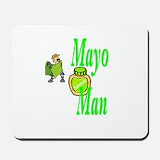 Mayo Man Mousepad
