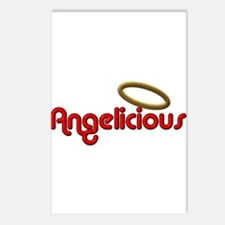 Angelicious Postcards (Package of 8)