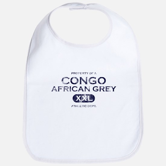 Property of Congo Grey Bib
