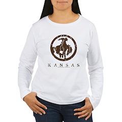 Kansas Wrangler T-Shirt