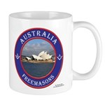 Australian Masons Mug