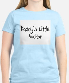 Daddy's Little Auditor T-Shirt