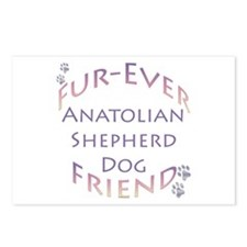 Anatolian Furever Postcards (Package of 8)