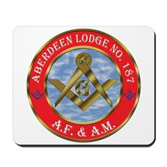 Aberdeen Lodge Mousepad