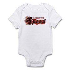 Need the Speed Infant Bodysuit