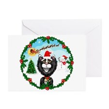 TakeOff1-BWC Cat Greeting Cards (Pk of 20)