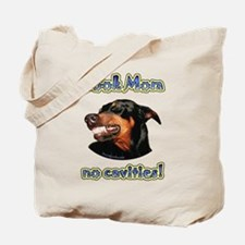 Doberman Humor II Tote Bag
