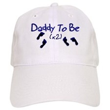 Daddy To Be (x2) Baseball Cap