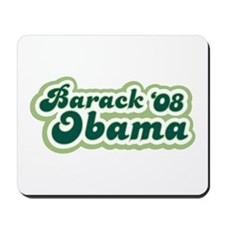 Barack Obama 08 Mousepad