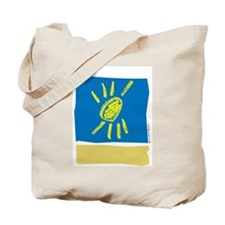 The Sun Rules Tote Bag