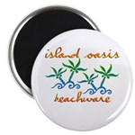 Island Oasis Magnet