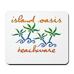 Island Oasis Mousepad