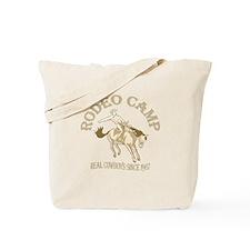 Rodeo Camp Tote Bag