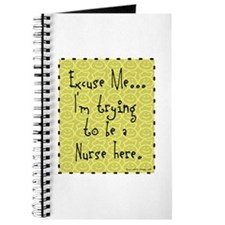 Trying to be Nurse Journal