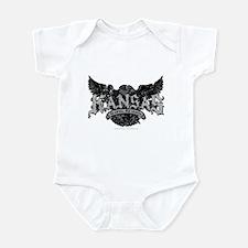 Kansas - Eagle Crest Infant Bodysuit