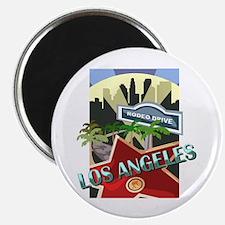 Rodeo Drive LA Magnet