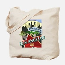 Rodeo Drive LA Tote Bag