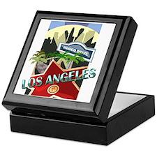 Rodeo Drive LA Keepsake Box