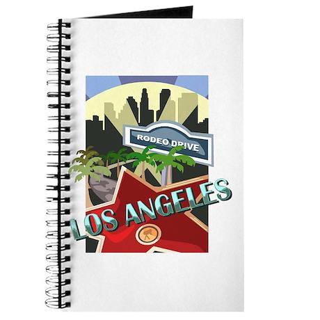 Rodeo Drive LA Journal