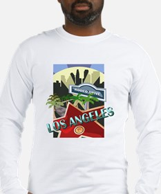 Rodeo Drive LA Long Sleeve T-Shirt