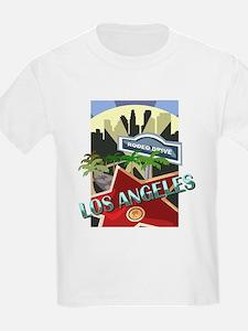 Rodeo Drive LA T-Shirt