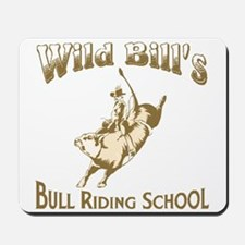 Wild Bill's Mousepad