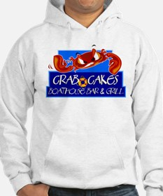 Crab Cakes Boathouse Hoodie