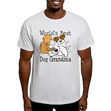 World's Best Dog Gramma T-Shirt